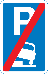 Diagram P667.2 from The Traffic Signs Regulations and General Directions [TSRGD] 2002