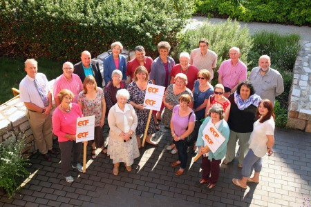 PIC: MARK PASSMORE/APEX 02/07/2015 Pictured: The Exeter Community Forum group shot. ---------------------------------------------------- APEX NEWS & PICTURES NEWS DESK: 01392 823144 PICTURE DESK: 01392 823145
