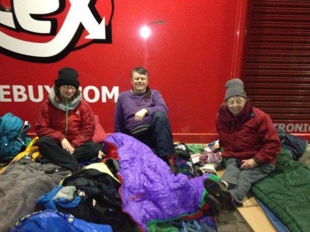 PB 2013 | YMCA Exeter Sleep Easy