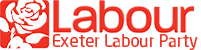 Exeter labour logo