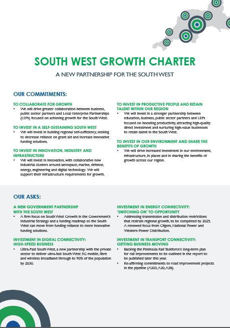 South West Growth Charter