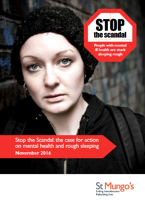 St Mungo's: Stop The Scandal